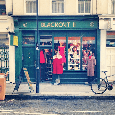 Blackout 2 London
