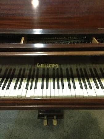 Will.I.Am Piano