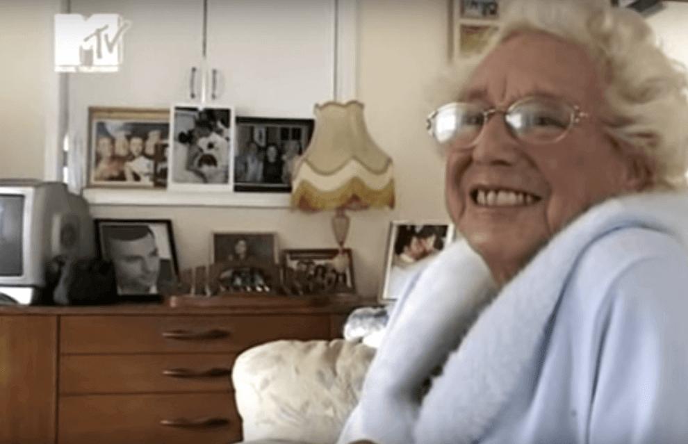 Lisa Scott-Lee Grandma