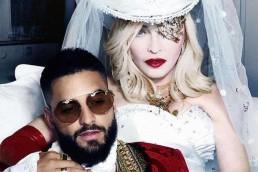 Madonna Maluma Medellín
