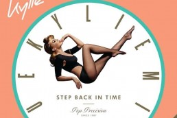 Kylie Minogue Step Back In Time Collection