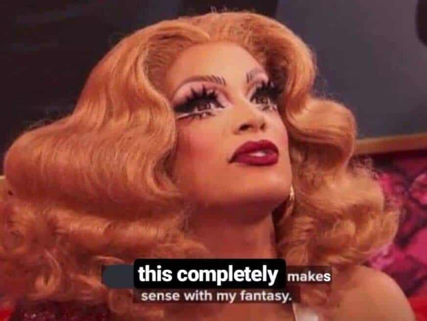 Valentina Fantasy Meme