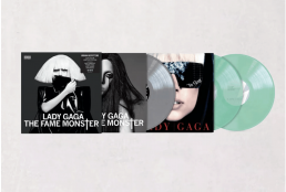 Lady Gaga The Fame Monster Limited Vinyl