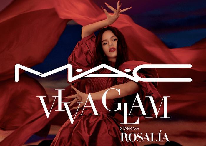 Rosalia Mac Viva Glam