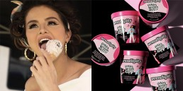 Selena Gomez Ice Cream
