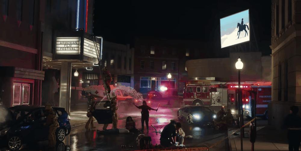 Lady Gaga 911 Music Video