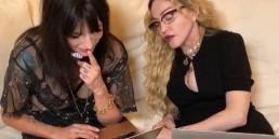 Madonna Instagram Live