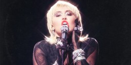 Miley Cyrus Heart of Glass Blondie Cover