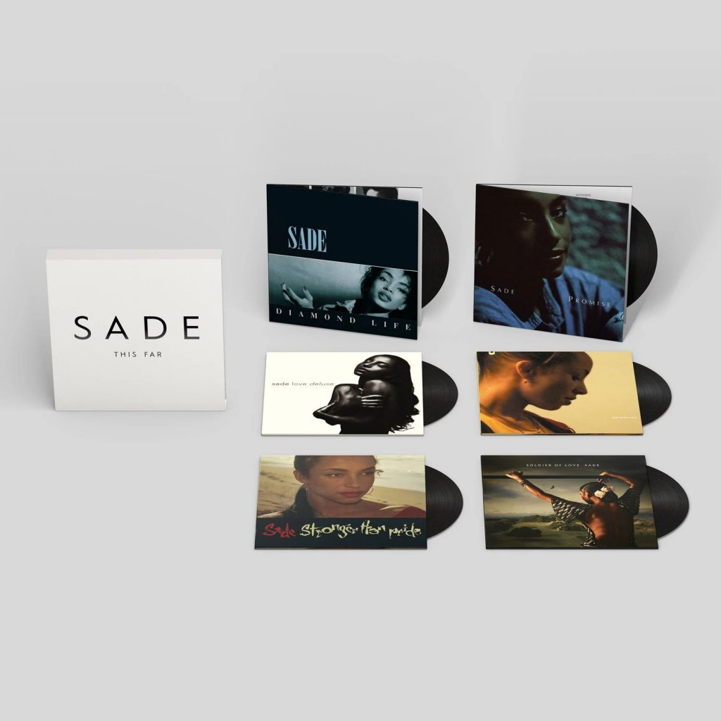 Sade Box Set