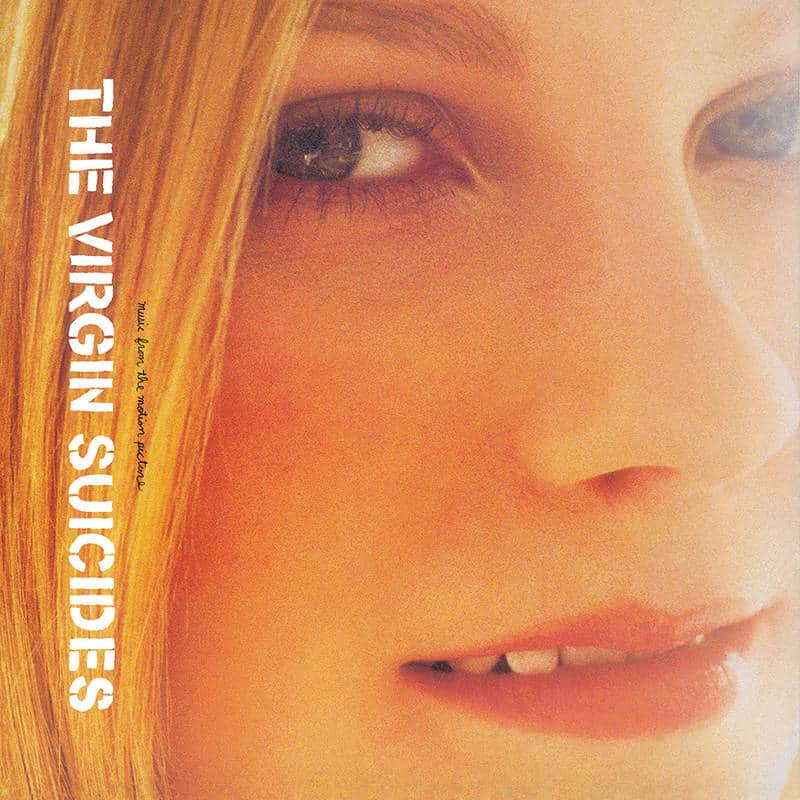 Virgin Suicides Soundtrack Vinyl