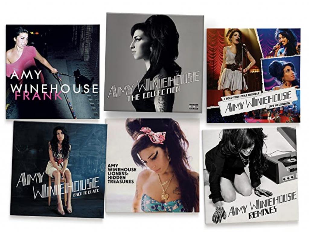 Amy Winehouse Vinyl Box Set