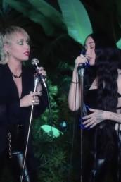 Miley Cyrus Noah Cyrus I Got So High That I Saw Jesus