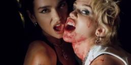 Miley Cyrus Dua Lipa Prisoner