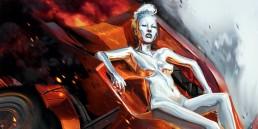 Grimes Cyberpunk 2077