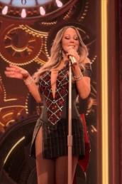 Mariah Carey Jennifer Hudson Ariana Grande Oh Santa