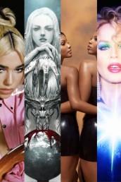 MuuMuse Top Albums of 2020