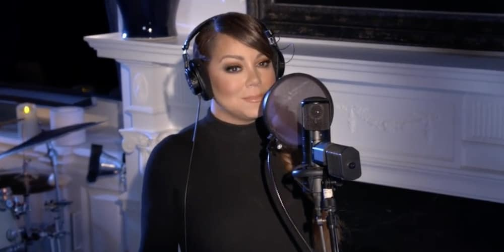 "Mariah Carey Turns ""We Belong Together"" Into a 7-Minute Late Night Epic"