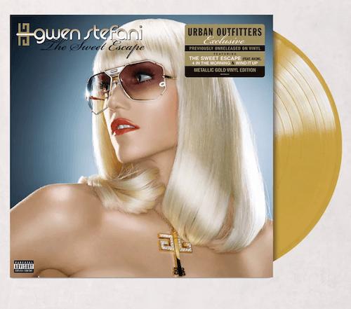 Gwen Stefani The Sweet Escape Vinyl