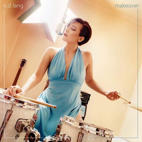 K D Lang Makeover Vinyl