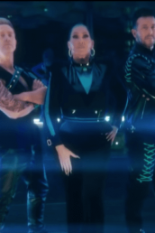 Michelle Visage STEPS Heartbreak In This City Music Video