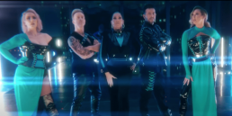 Michelle Visage STEPS Heartbreak In This City Music Video