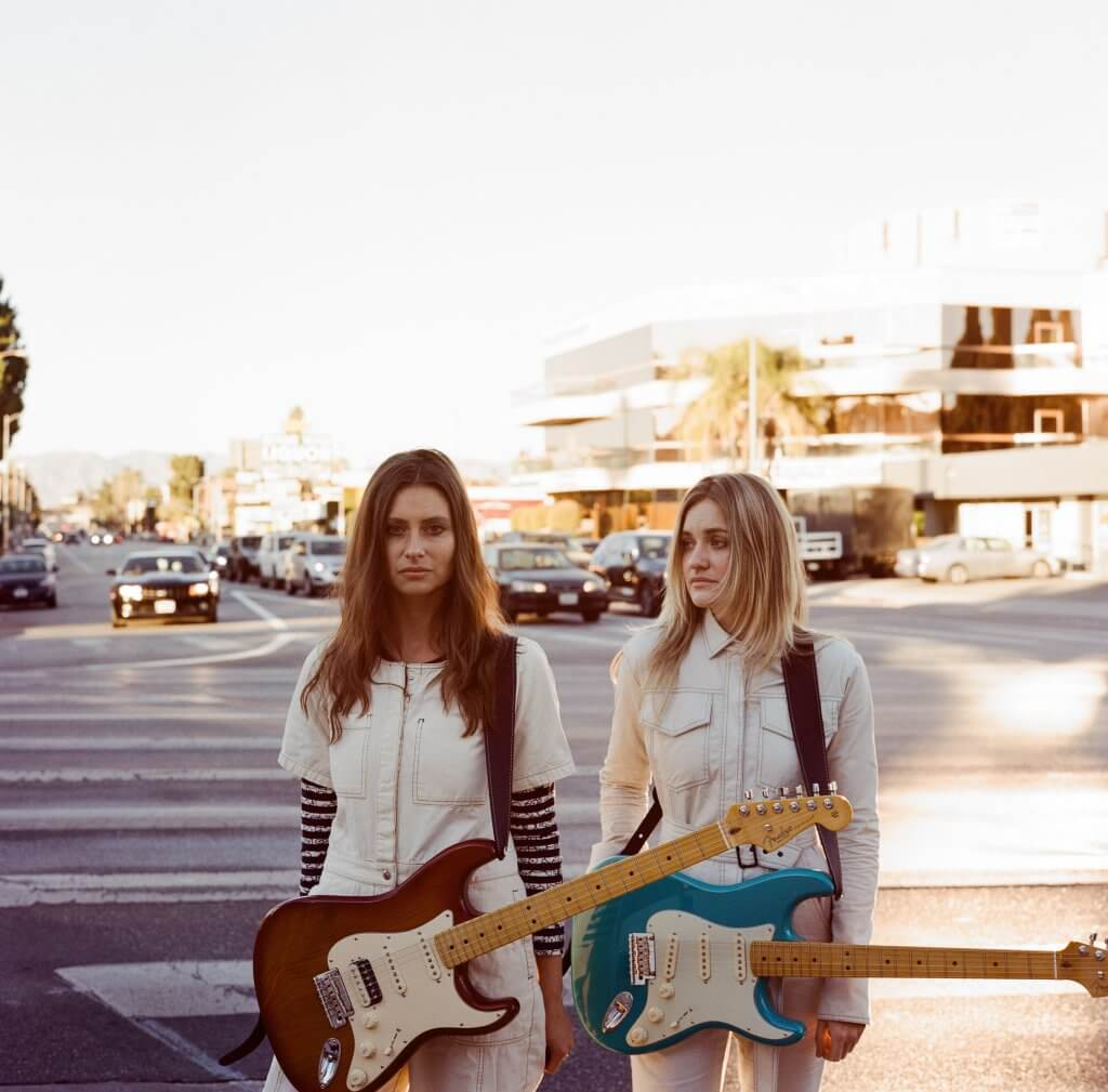 Aly & AJ A Touch of the Beat Album