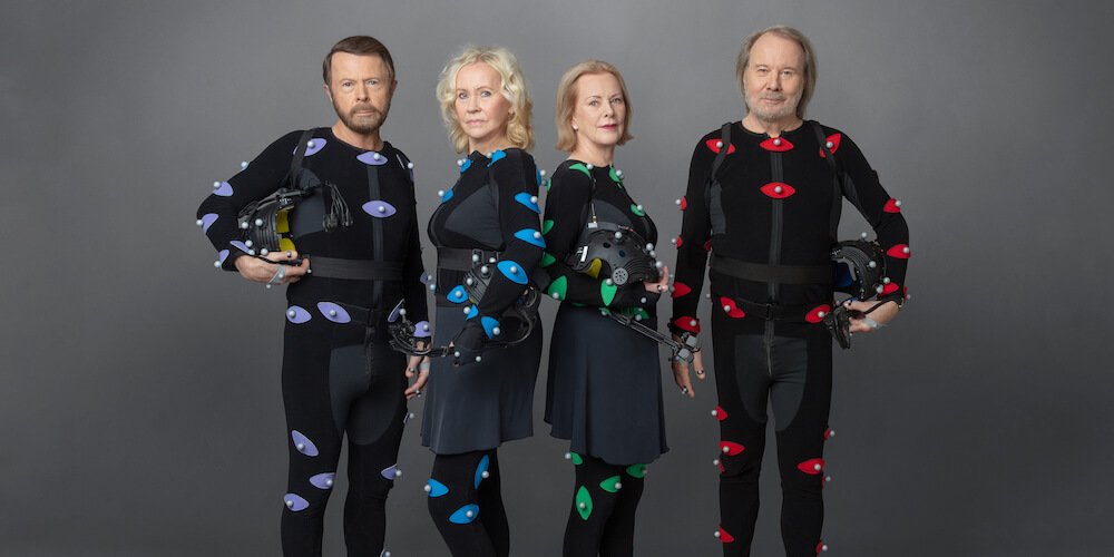 The Actually Iconic Return of the Actually Iconic ABBA Begins